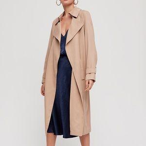 Lawson trench coat by Babaton Aritzia XS